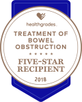 bowel treatment award